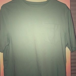 I'm selling a Croft&Barrow light blue t-shirt.